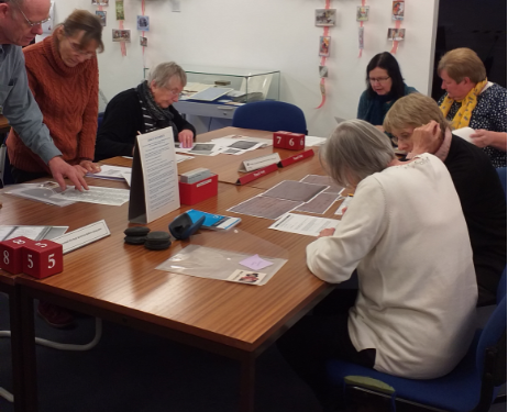 Re-writing the Old Poor Law – with Volunteers' help