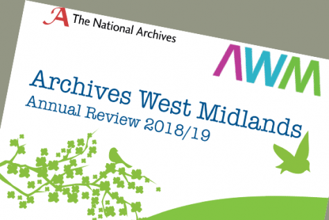 Archives West Midlands Annual Review 2018–2019